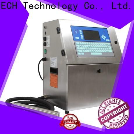 High-quality is inkjet a laser printer easy-operated for drugs industry printing