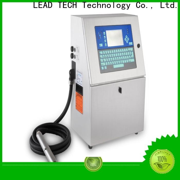 bulk inkjet printer for batch coding OEM for tobacco industry printing