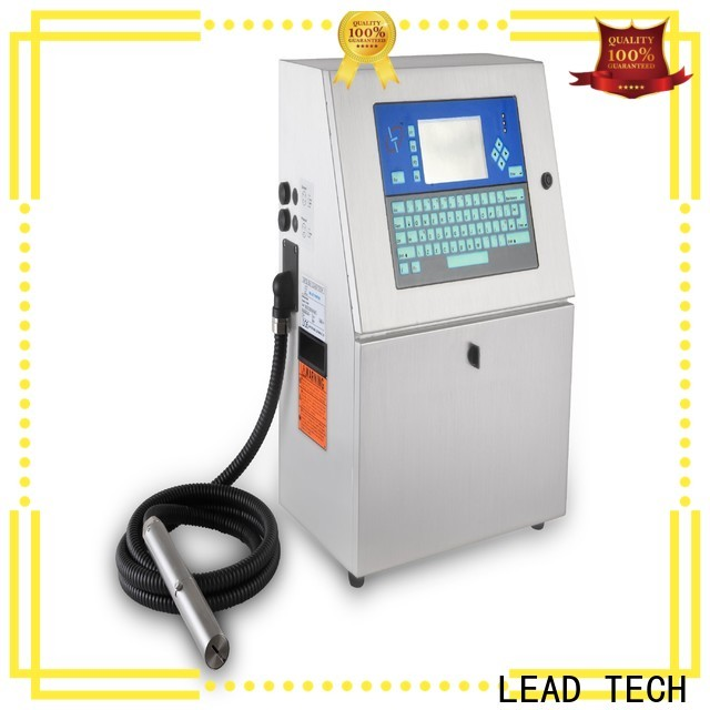 LEAD TECH inkjet printer sublimation ink easy-operated for auto parts printing