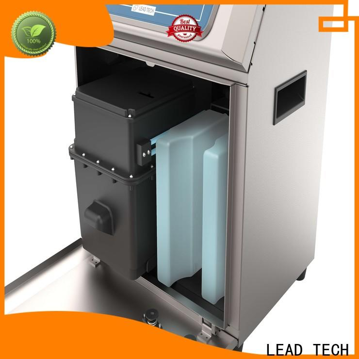 LEAD TECH High-quality what is a inkjet printer Supply for tobacco industry printing