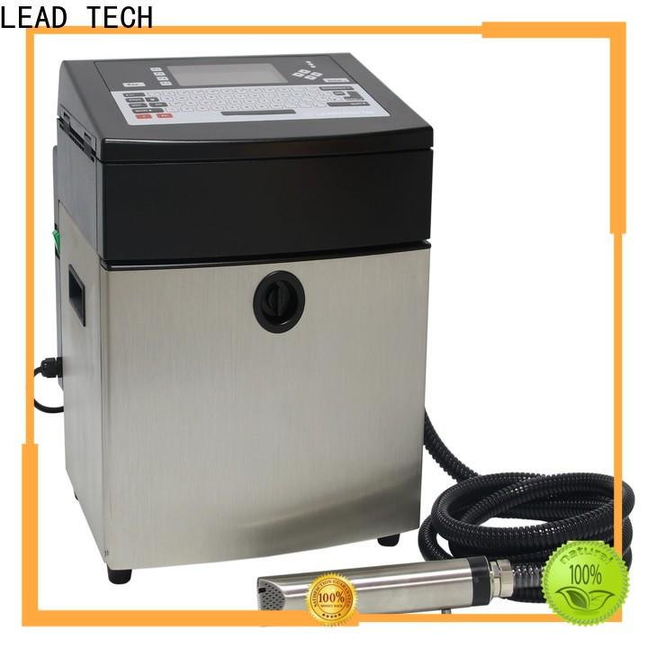 LEAD TECH used industrial inkjet printers Suppliers for auto parts printing