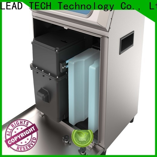 LEAD TECH cij printer price manufacturers for auto parts printing