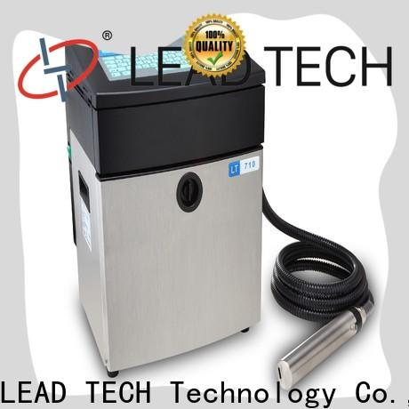 LEAD TECH simple inkjet printer factory for building materials printing
