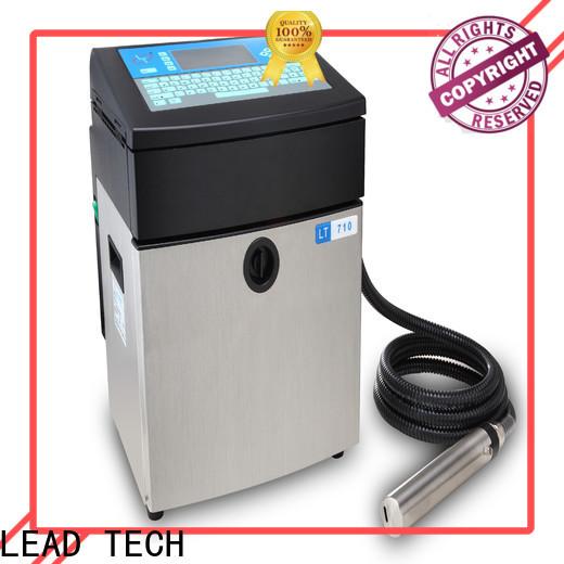LEAD TECH ceramic inkjet printer company for building materials printing