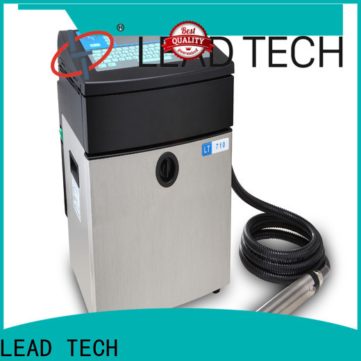 LEAD TECH willett inkjet printer Suppliers for pipe printing