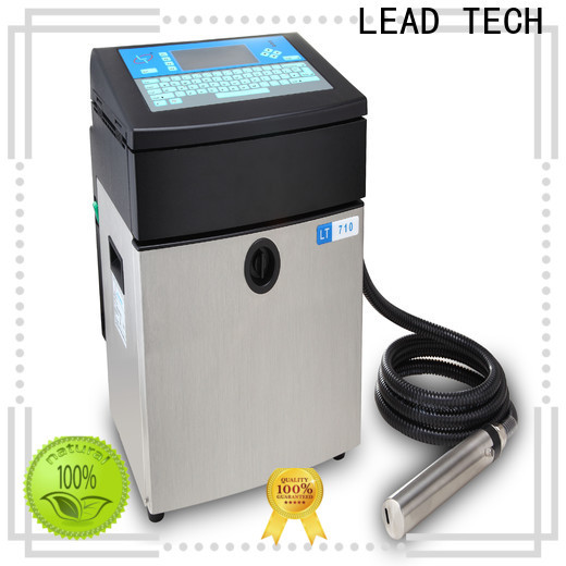 LEAD TECH Custom commerical inkjet printer good heat dissipation for building materials printing