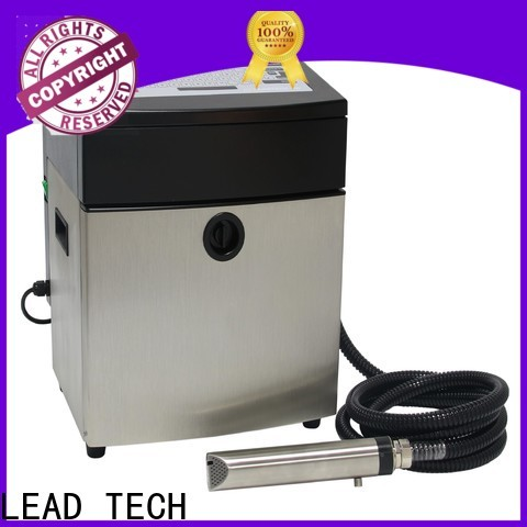 LEAD TECH what is a continuous printer Supply for drugs industry printing