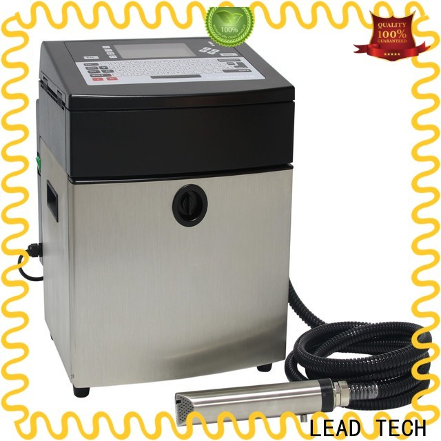 dust-proof best printer for continuous ink system good heat dissipation for food industry printing