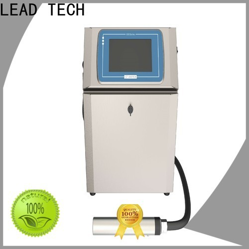 LEAD TECH inkjet printer consumables factory for beverage industry printing