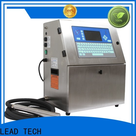 hot-sale inkjet solvent fast-speed for beverage industry printing