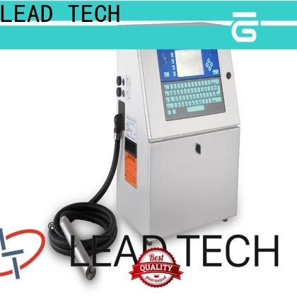 LEAD TECH inkjet and laser printer factory for pipe printing
