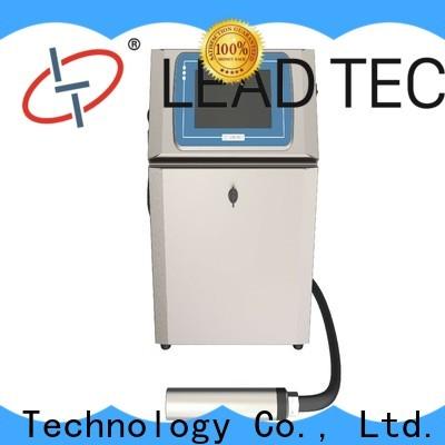 LEAD TECH waterproof ink for inkjet printers fast-speed for beverage industry printing