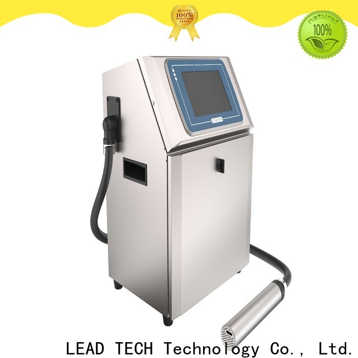 LEAD TECH Wholesale industrial digital printer fast-speed for auto parts printing