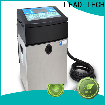 LEAD TECH inkjet printer ink composition manufacturers for pipe printing