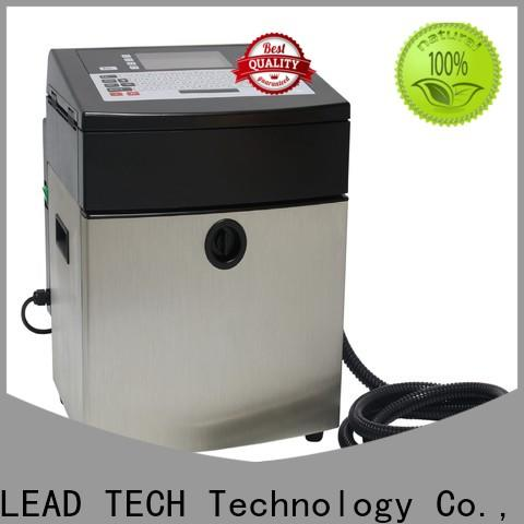 LEAD TECH industrial ink marking systems Suppliers for household paper printing