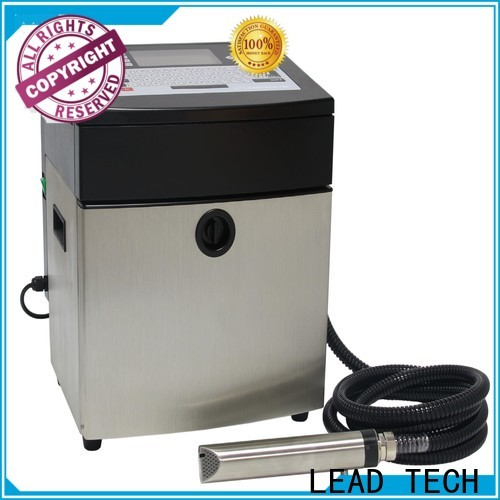 Top inkjet barcode printer good heat dissipation for beverage industry printing