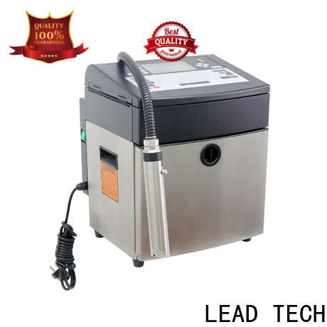 LEAD TECH innovative date code fast-speed for auto parts printing