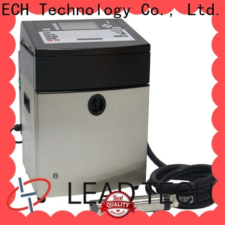 LEAD TECH High-quality leadtech coding company for auto parts printing