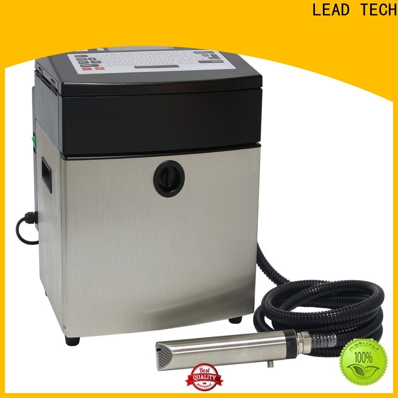 LEAD TECH commercial leadtech coding factory for daily chemical industry printing