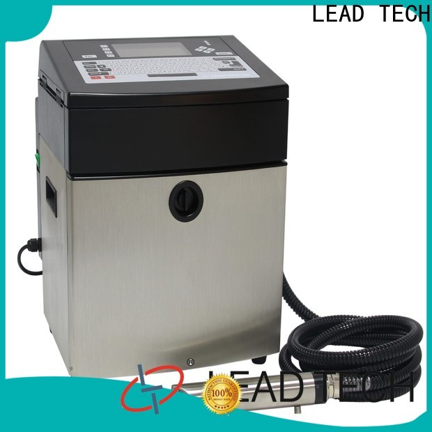 LEAD TECH hot-sale leadtech coding Suppliers for daily chemical industry printing