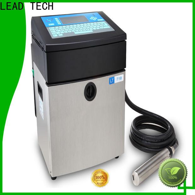 LEAD TECH Wholesale leadtech coding professtional for auto parts printing