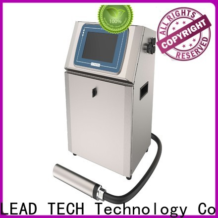 LEAD TECH leadtech coding Supply for tobacco industry printing