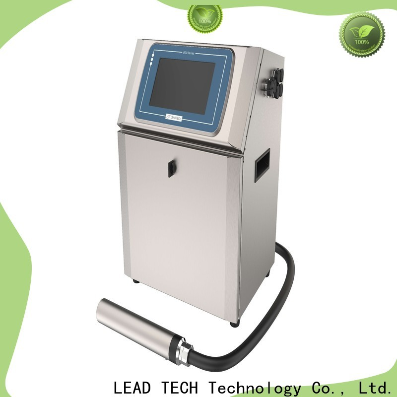 LEAD TECH leadtech coding professtional for household paper printing