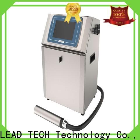 LEAD TECH bulk leadtech coding company for auto parts printing
