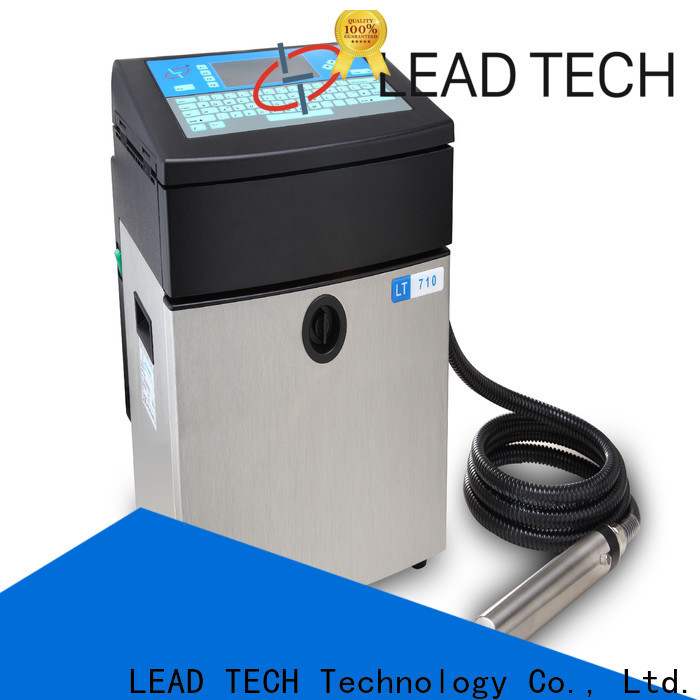 commercial leadtech coding company for pipe printing
