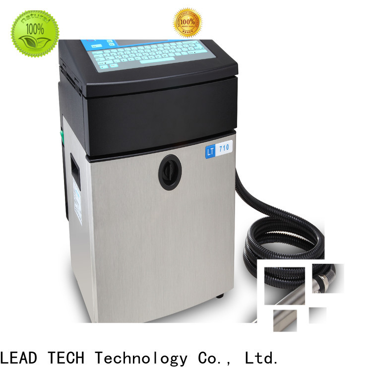 LEAD TECH leadtech coding for business for tobacco industry printing