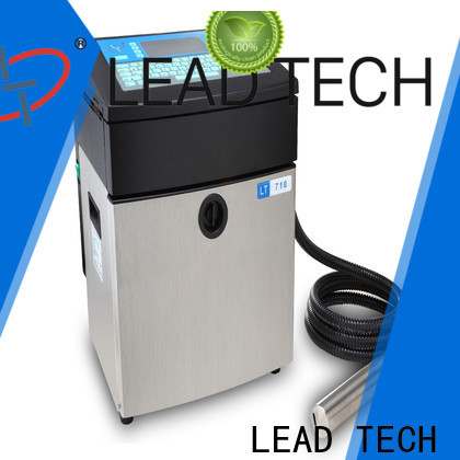 LEAD TECH leadtech coding manufacturers for daily chemical industry printing