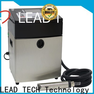 LEAD TECH leadtech coding professtional for auto parts printing