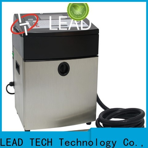 LEAD TECH Custom leadtech coding factory for pipe printing