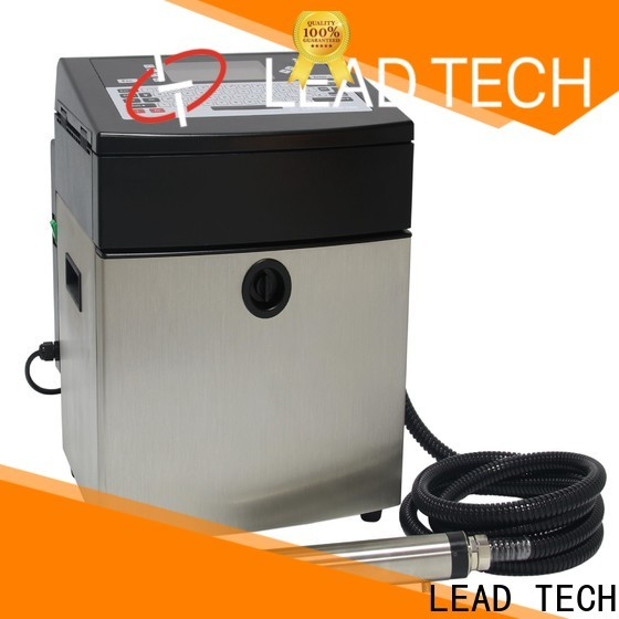LEAD TECH Latest leadtech coding factory for building materials printing