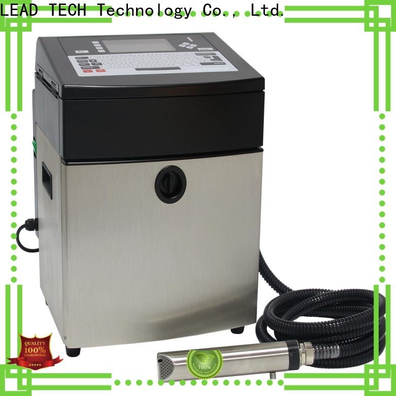LEAD TECH leadtech coding professtional for tobacco industry printing