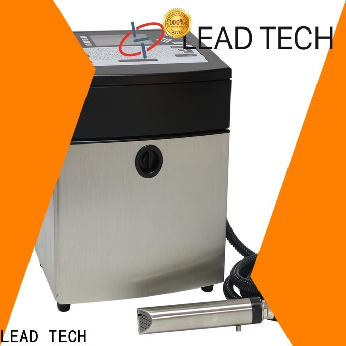 LEAD TECH leadtech coding factory for daily chemical industry printing