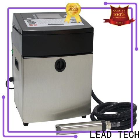 LEAD TECH Best leadtech coding custom for auto parts printing