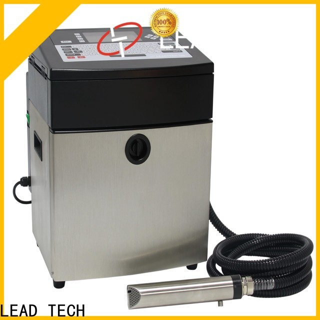 LEAD TECH leadtech coding custom for auto parts printing