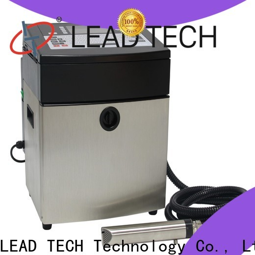 LEAD TECH leadtech coding company for tobacco industry printing