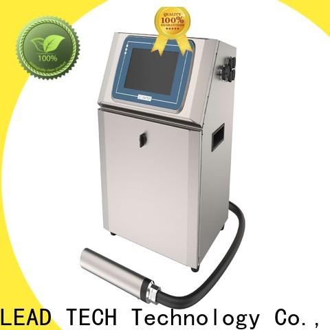 bulk leadtech coding company for food industry printing