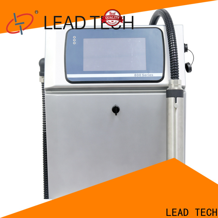 LEAD TECH bulk leadtech coding Suppliers for tobacco industry printing