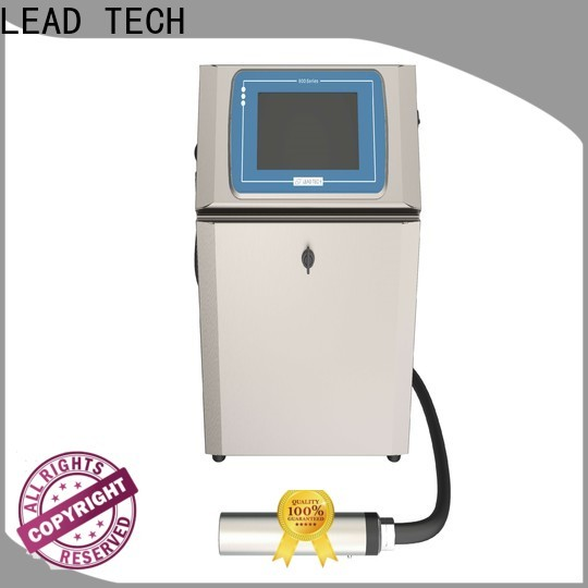 LEAD TECH New leadtech coding professtional for pipe printing