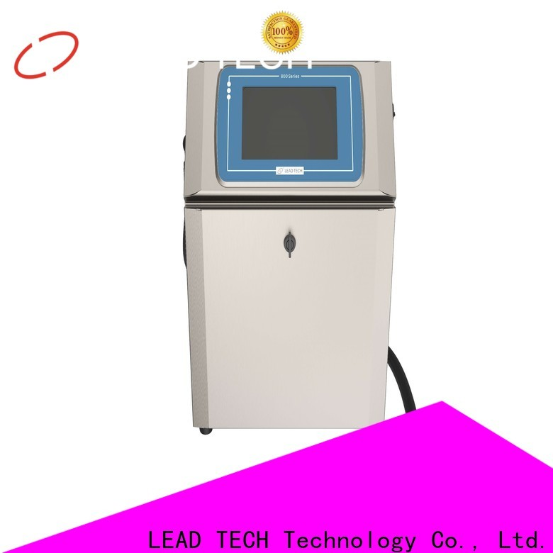 LEAD TECH Top leadtech coding Supply for drugs industry printing