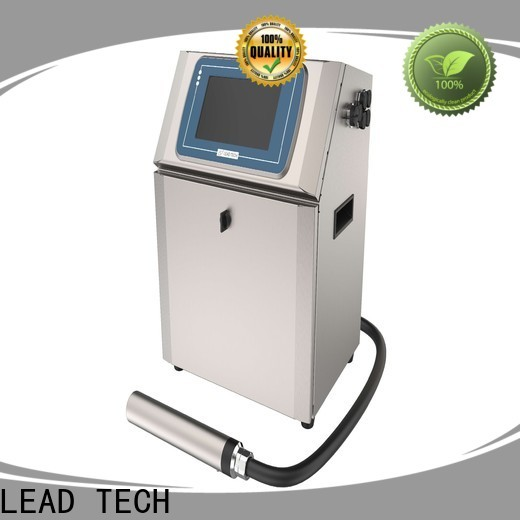 LEAD TECH dust-proof leadtech coding factory for auto parts printing