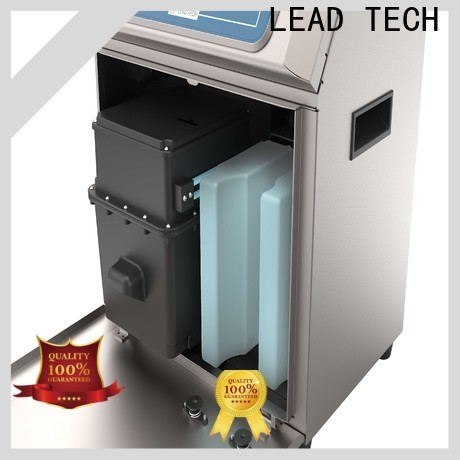 LEAD TECH dust-proof leadtech coding custom for tobacco industry printing