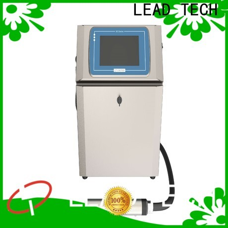 hot-sale leadtech coding professtional for auto parts printing