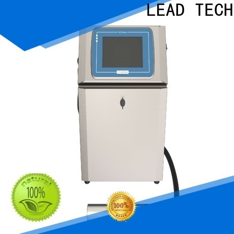 LEAD TECH Custom leadtech coding company for drugs industry printing