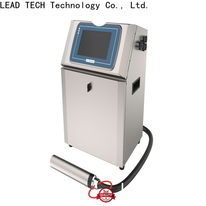 LEAD TECH leadtech coding for business for food industry printing