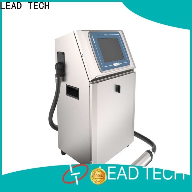 LEAD TECH commercial leadtech coding custom for tobacco industry printing