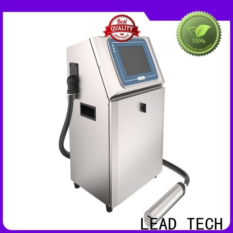 LEAD TECH innovative leadtech coding Supply for daily chemical industry printing